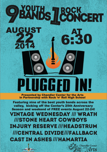 Plugged IN Concert 2014